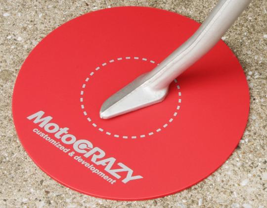 【MotoCrazy】側駐底座 - 「Webike-摩托百貨」