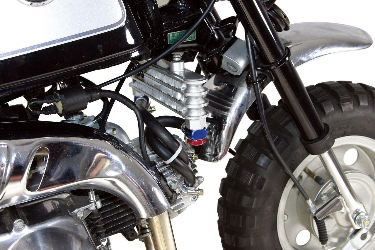 【SP武川】機油冷卻器支架組(骨架下方安裝型式) - 「Webike-摩托百貨」