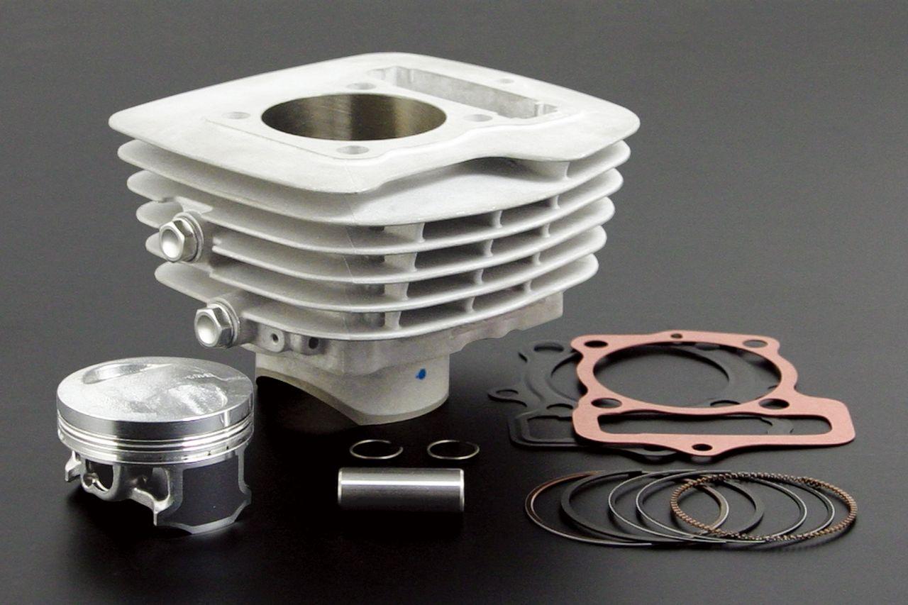 【SP武川】Φ57加大散熱鰭片 Racing 汽缸套件 - 「Webike-摩托百貨」