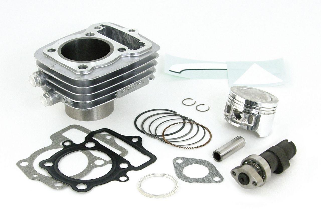 【SP武川】S Stage 加大缸徑套件 80cc(鋁合金製鐵缸套) - 「Webike-摩托百貨」