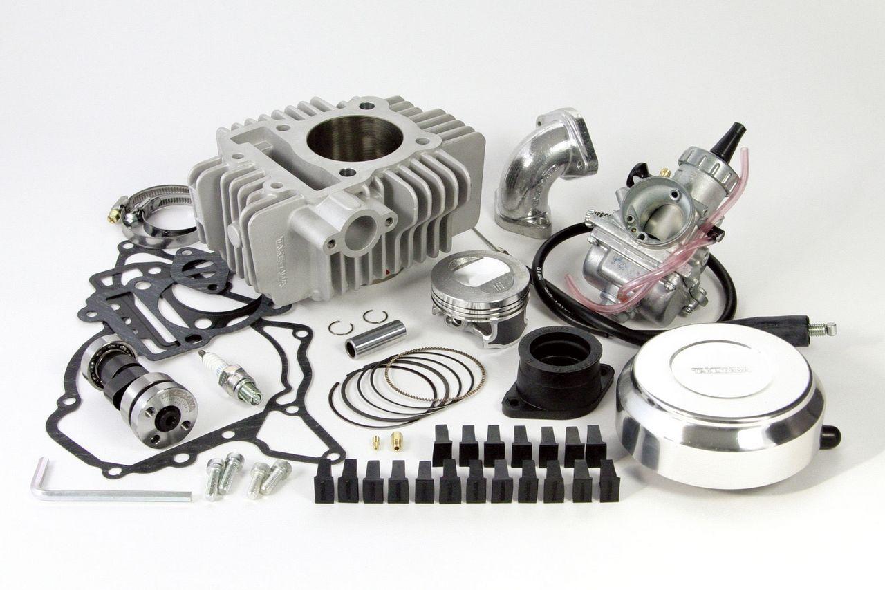【SP武川】Hyper S Stage 加大缸徑套件138cc(全鋁合金製陶瓷電鍍汽缸) - 「Webike-摩托百貨」