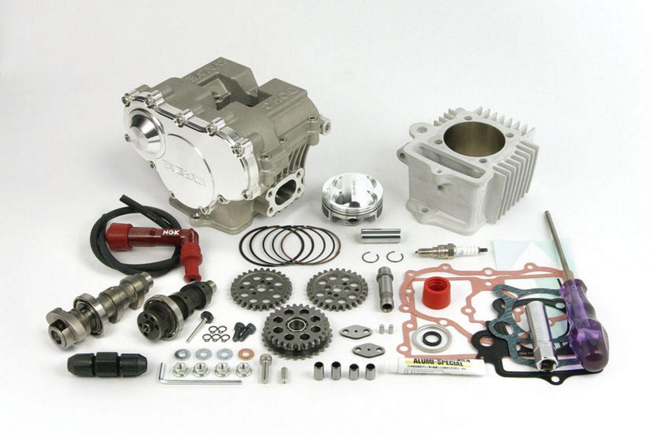【SP武川】DOHC4V+D SCUT106cc加大缸徑套件 - 「Webike-摩托百貨」