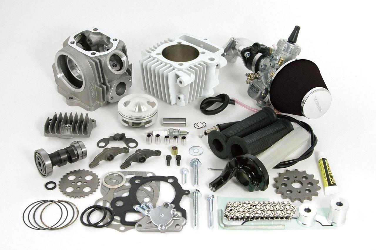 【SP武川】R Stage+DSquat106cc 全組改裝套件(附自動減壓裝置) - 「Webike-摩托百貨」
