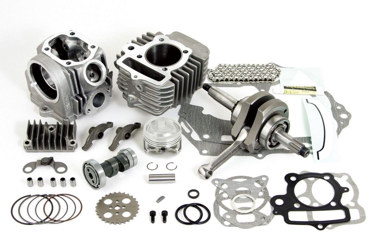 【SP武川】RStage+D SCUT106cc缸徑,行程加大套件 - 「Webike-摩托百貨」