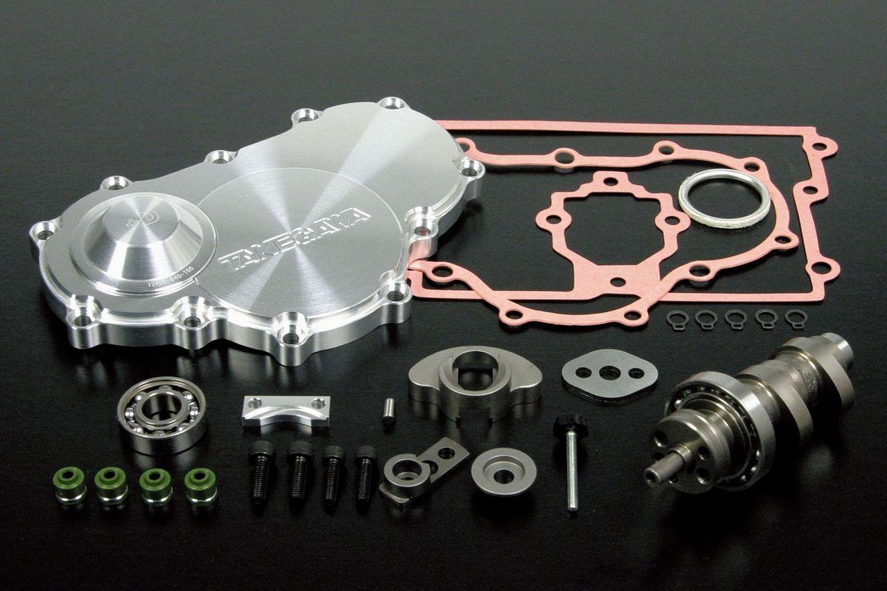 【SP武川】DOHC4V+D升級套件 - 「Webike-摩托百貨」