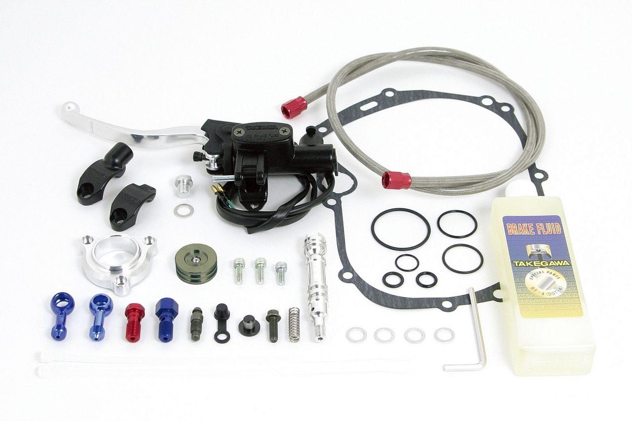 【SP武川】油壓離合器變換套件(Manual離合器外蓋用) - 「Webike-摩托百貨」