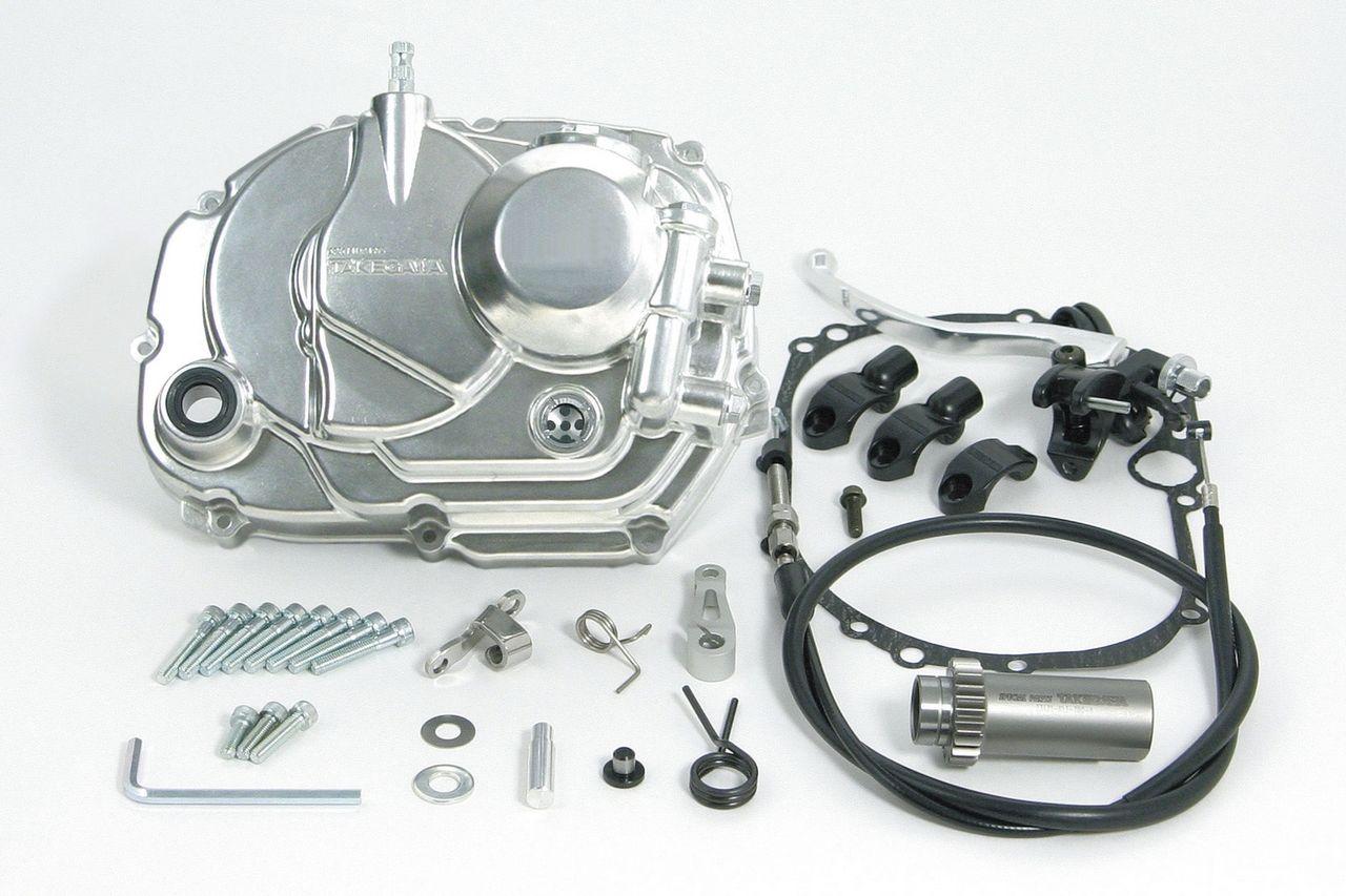 【SP武川】鋁合金鑄造離合器外蓋 套件 - 「Webike-摩托百貨」