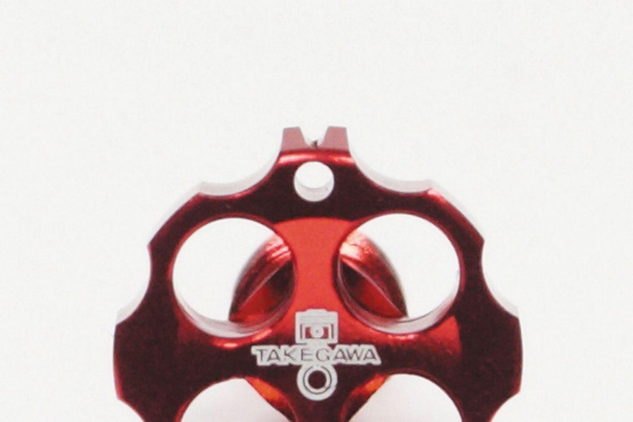 【SP武川】鋁合金切削加工空氣螺絲(KEIHIN PE24用) - 「Webike-摩托百貨」
