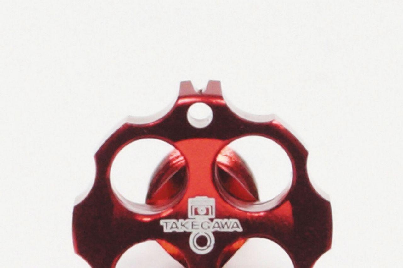 【SP武川】鋁合金切削加工空氣螺絲(KEIHIN PE28用) - 「Webike-摩托百貨」