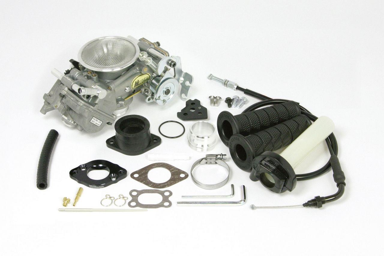 【SP武川】MIKUNI TDMR Φ32化油器套件(附空氣喇叭口) - 「Webike-摩托百貨」