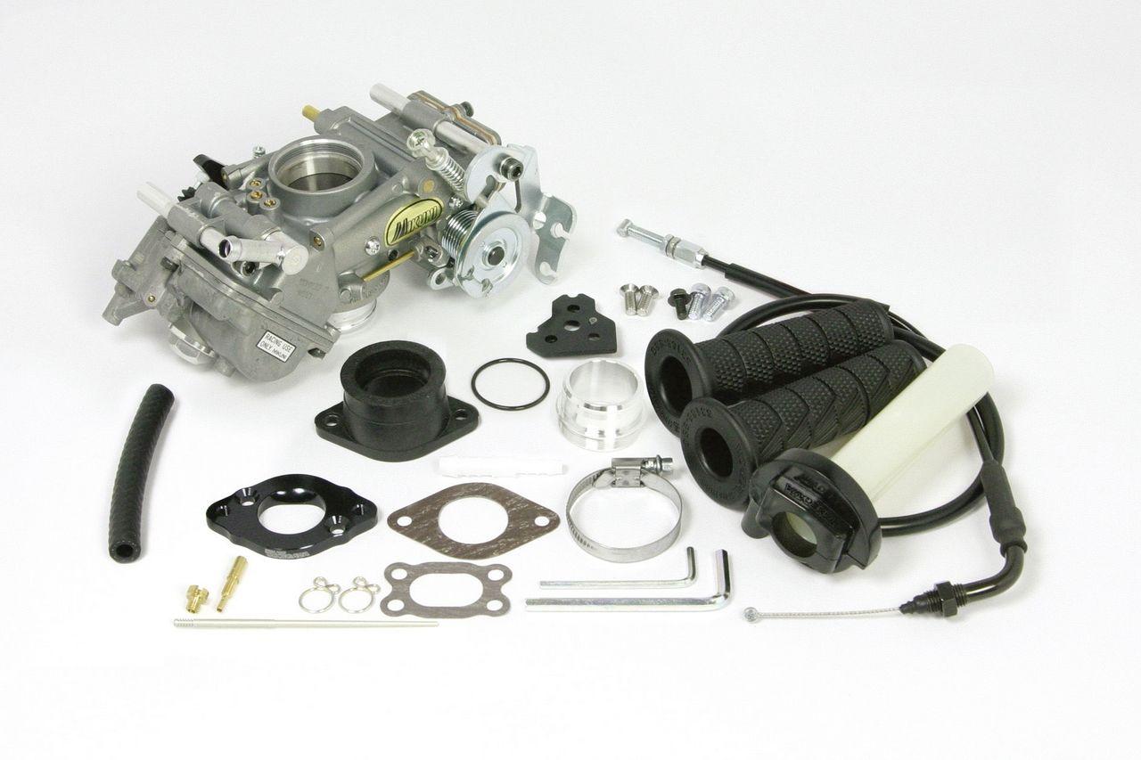 【SP武川】MIKUNI TDMR Φ32化油器套件(空氣喇叭口無) - 「Webike-摩托百貨」