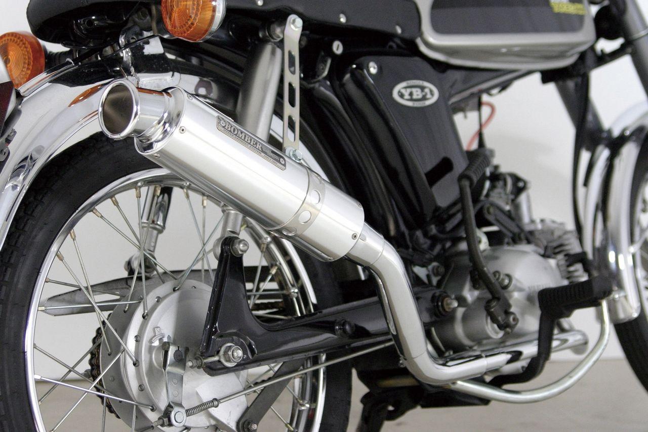 【SP武川】Racing Bomber 全段排氣管 - 「Webike-摩托百貨」