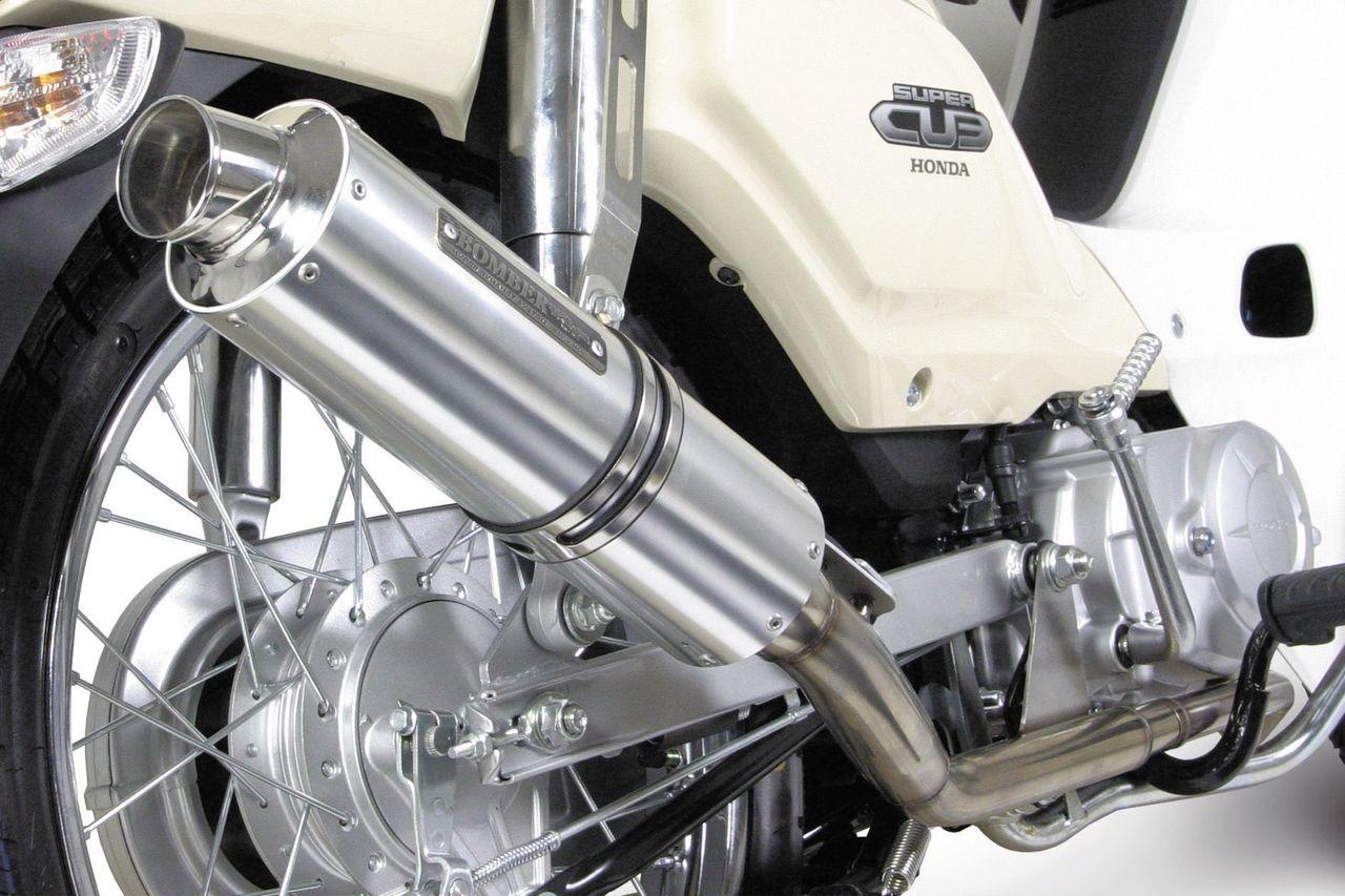 【SP武川】BOMBER 全段排氣管 - 「Webike-摩托百貨」