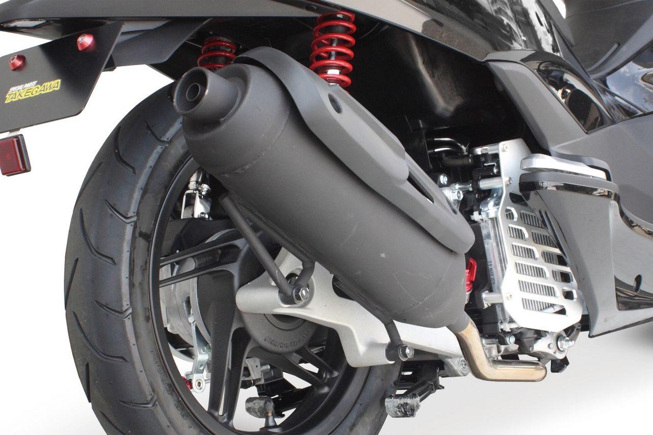 【SP武川】Silent Sport 全段排氣管 - 「Webike-摩托百貨」