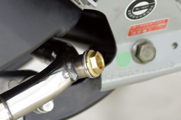 【SP武川】Sport靜音型全段式排氣管 - 「Webike-摩托百貨」