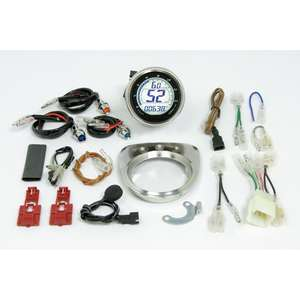 SP TAKEGAWA (Special Parts TAKEGAWA) D - Typ Speedometer & Amp; Tachometer Kit