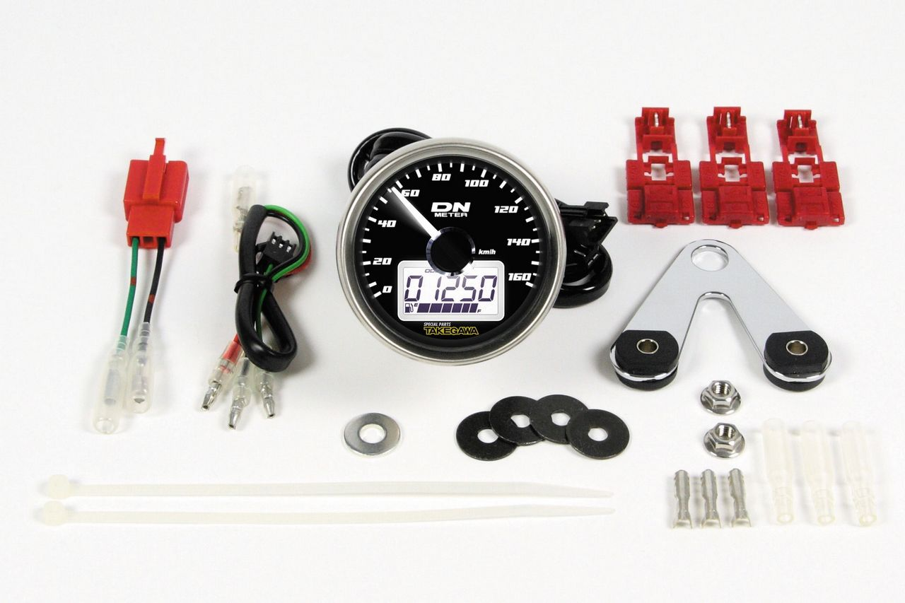 【SP武川】Medium DN 速度錶 - 「Webike-摩托百貨」