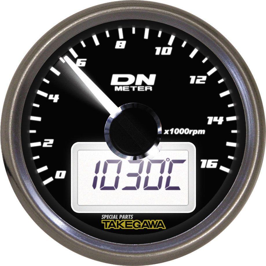 【SP武川】Medium DN 轉速錶 T2 - 「Webike-摩托百貨」