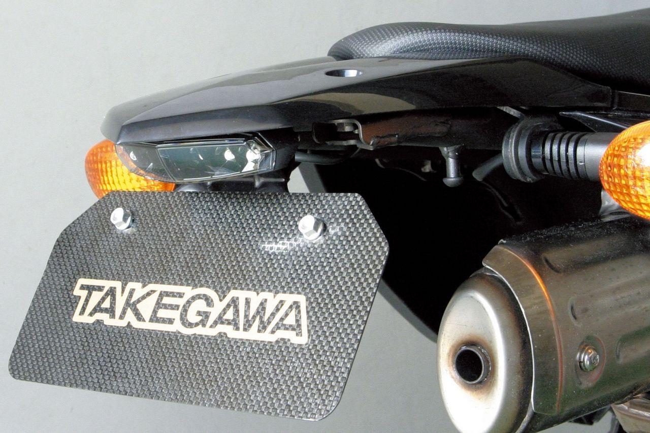 【SP武川】LED迷你尾燈無土除套件 - 「Webike-摩托百貨」
