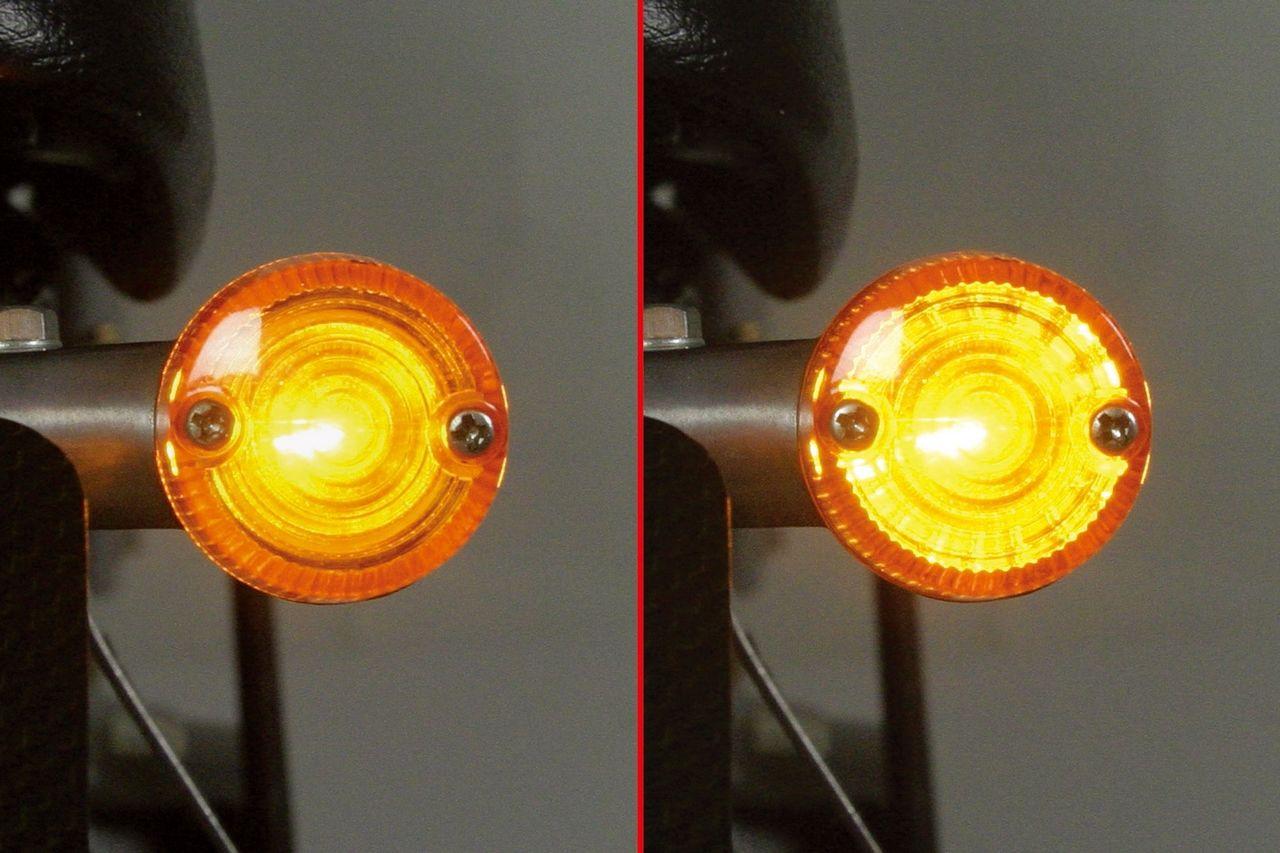 【SP武川】(SP武川社製)圓形S型方向燈用內部反射罩 - 「Webike-摩托百貨」