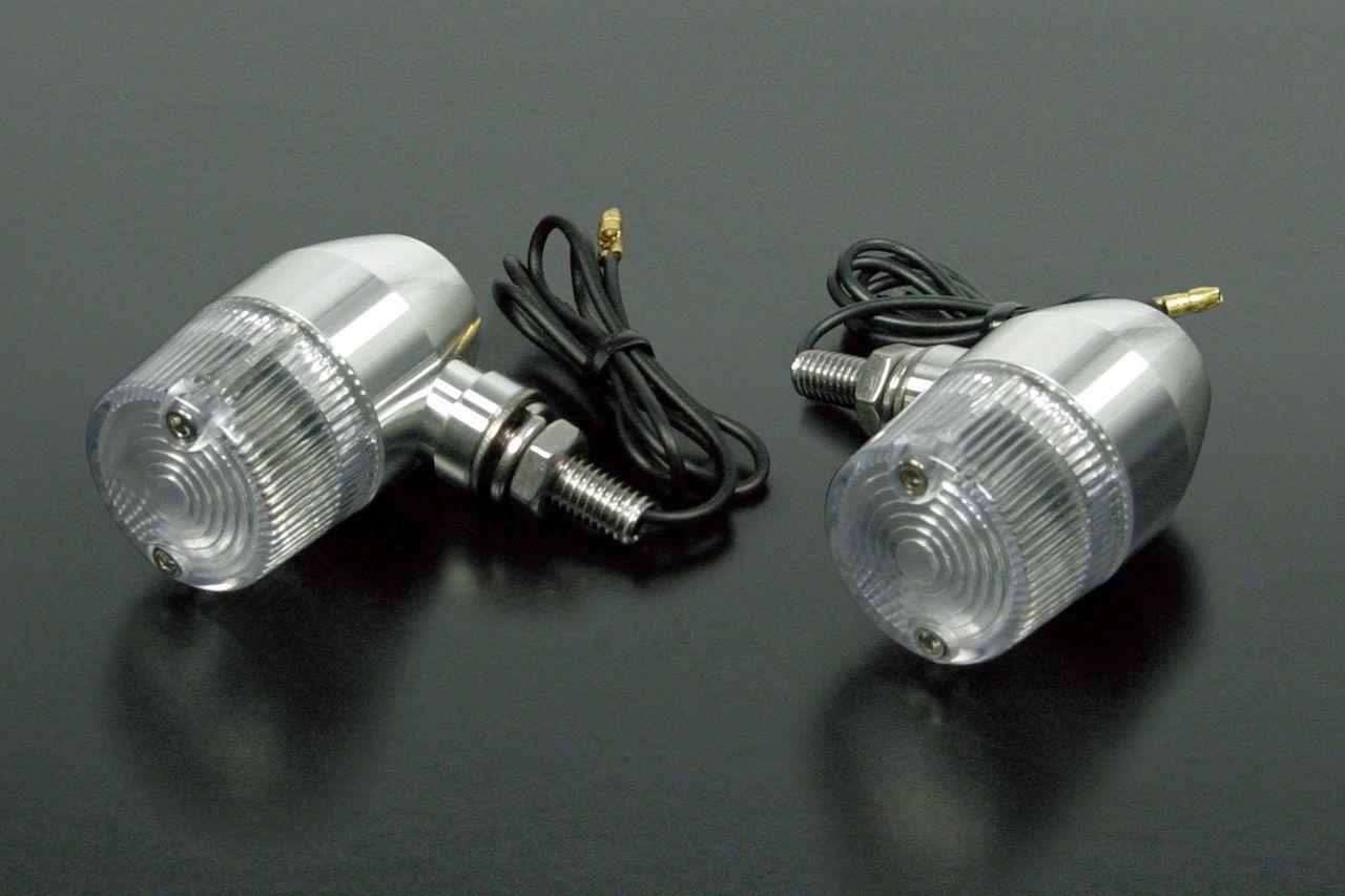 【SP武川】通用型鋁合金切削加工方向燈組(B型式 / M8) - 「Webike-摩托百貨」
