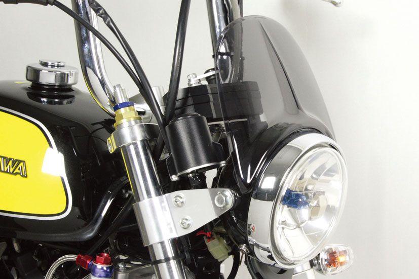 【SP武川】多角度反光片頭燈套件與迷你 風鏡 - 「Webike-摩托百貨」