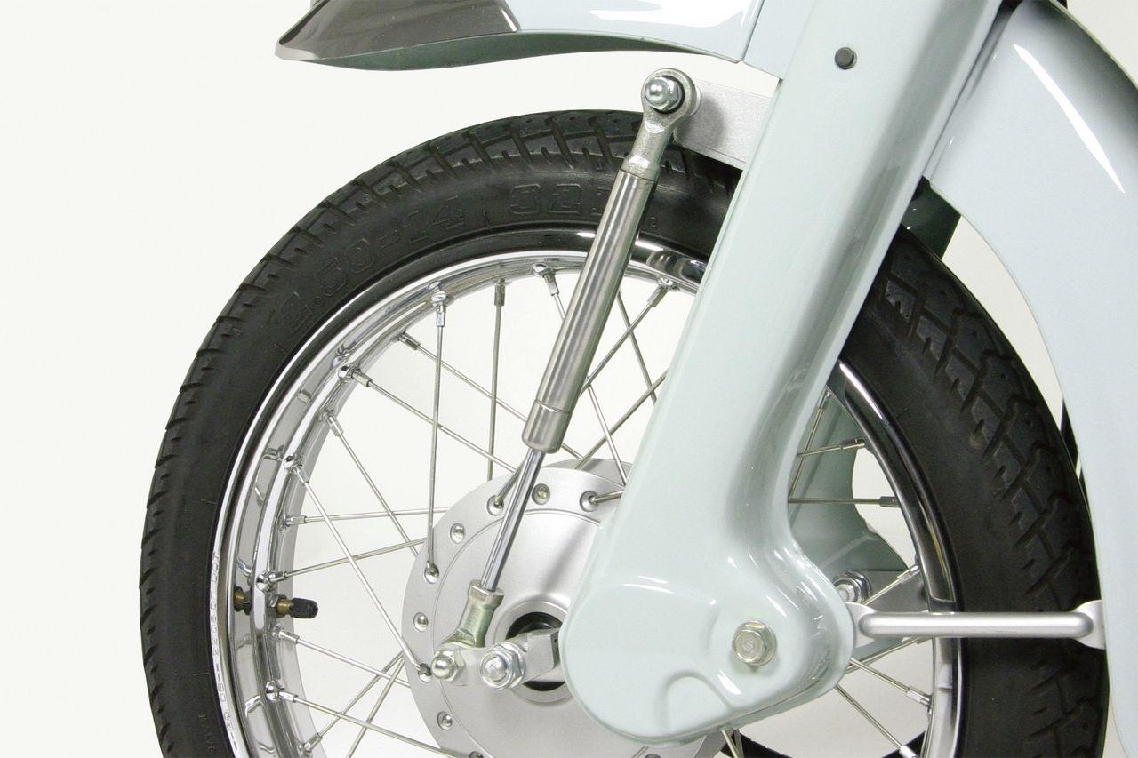 【SP武川】普通型 前叉強化緩衝器 套件(普通型 前叉用) - 「Webike-摩托百貨」