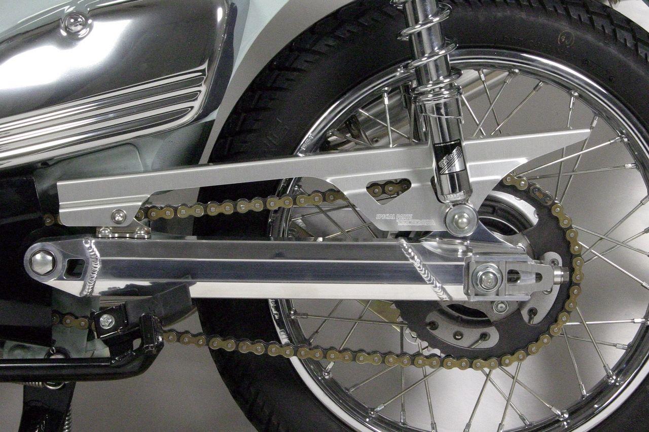 【SP武川】鋁合金鏈條蓋 - 「Webike-摩托百貨」