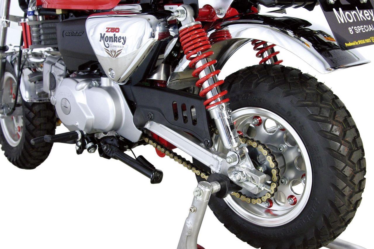 【SP武川】8英吋輪框專用 4cm長鋁合金搖臂 - 「Webike-摩托百貨」