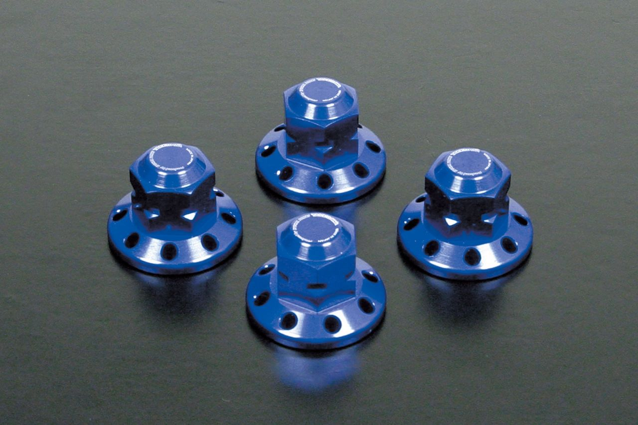 【SP武川】後避震器固定座螺帽M10 (8孔型式) - 「Webike-摩托百貨」