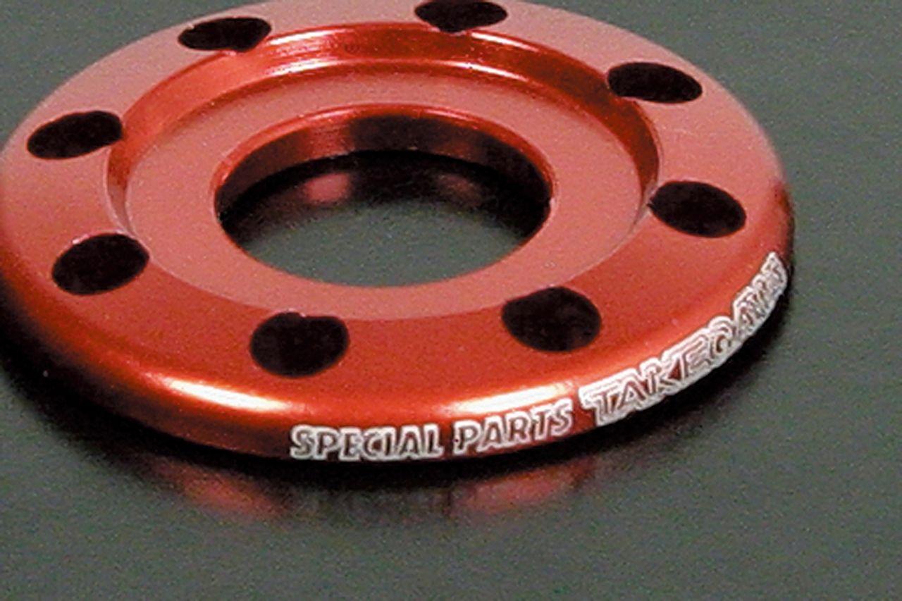 【SP武川】後避震器固定座墊片(8孔型式) - 「Webike-摩托百貨」