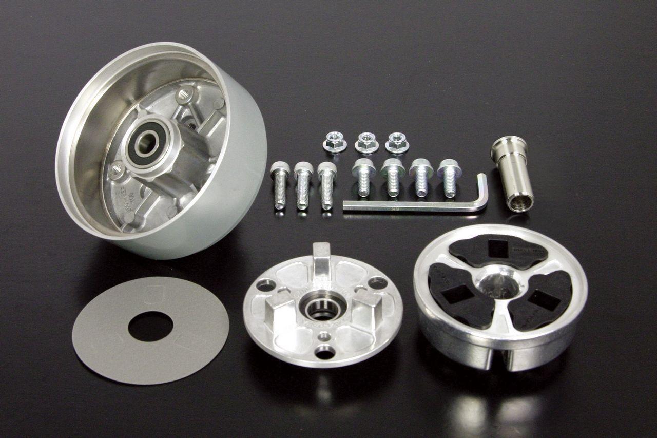 Rear Drum Damper Hub Kit