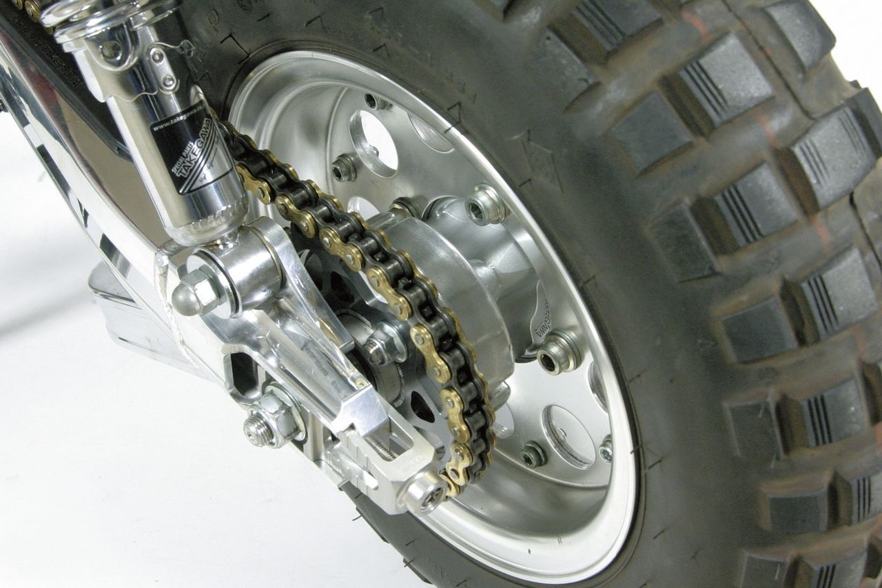 【SP武川】後鼓式煞車專用減震橡皮輪鼓套件  - 「Webike-摩托百貨」