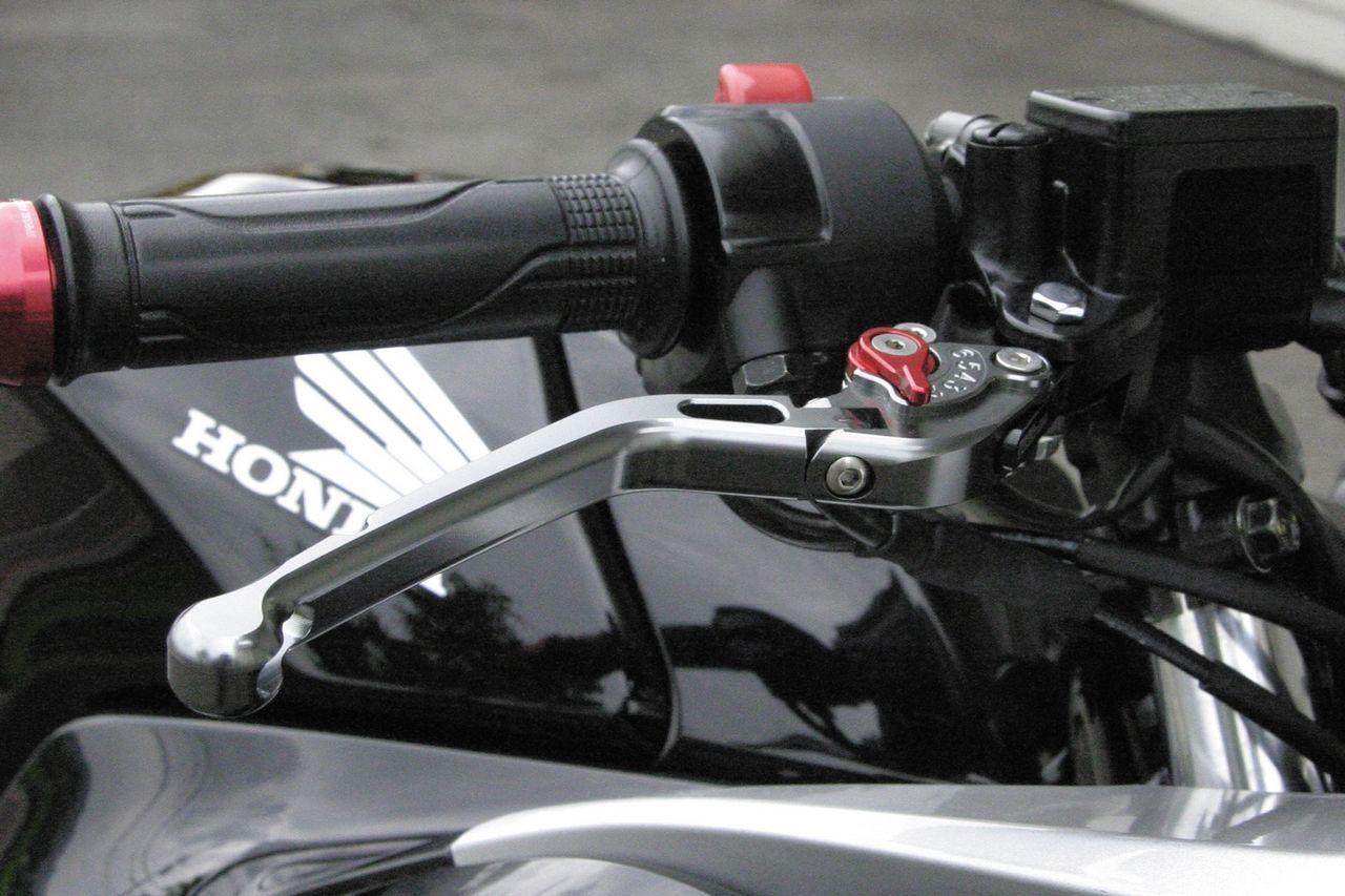 【SP武川】鋁合金切削加工拉桿(潰縮式) 煞車拉桿 - 「Webike-摩托百貨」
