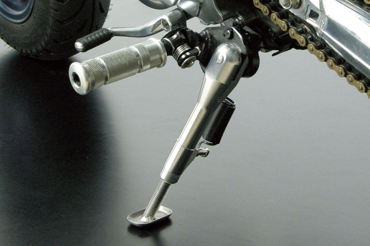 【SP武川】可調整式側邊駐(8英吋用) - 「Webike-摩托百貨」