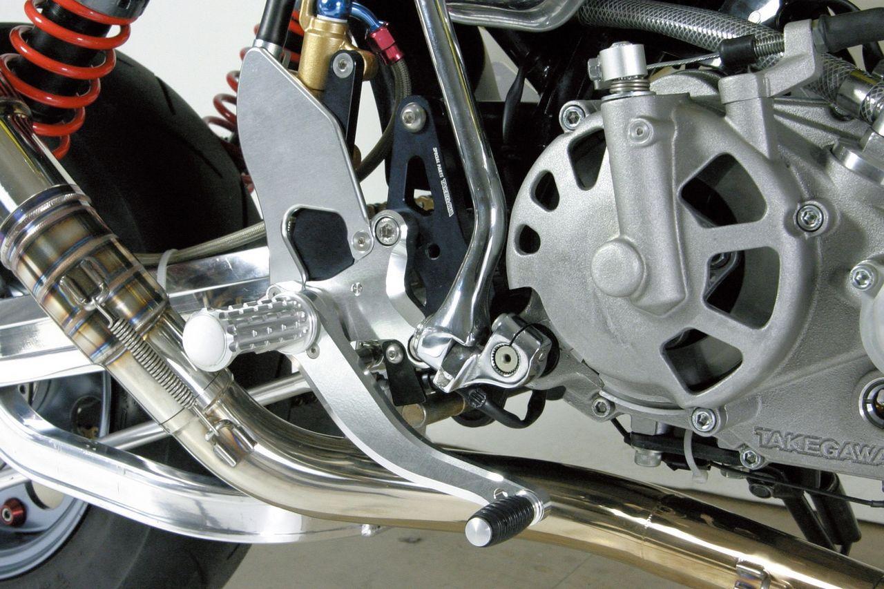 【SP武川】3點位置後移腳踏套件 - 「Webike-摩托百貨」