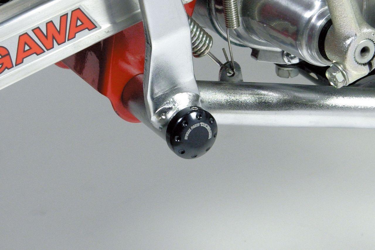 【SP武川】後煞車踏板軸心蓋 - 「Webike-摩托百貨」