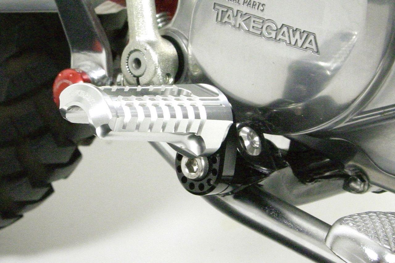 【SP武川】鋁合金切削加工可調整式腳踏套件 - 「Webike-摩托百貨」