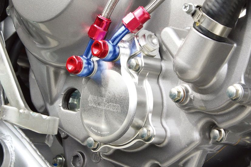 【SP武川】機油冷卻器綜合套件(3-Fin) - 「Webike-摩托百貨」