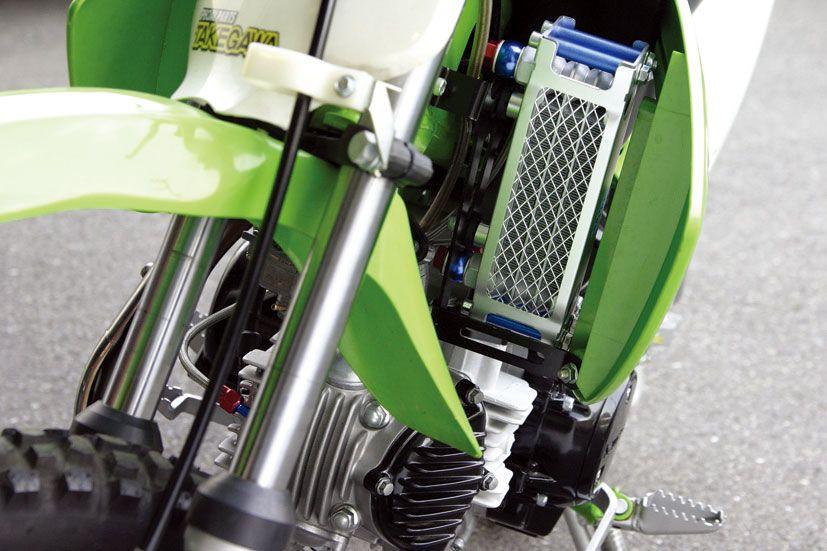 【SP武川】Compact 機油冷卻器(3-排/銀色散熱核心/細管) - 「Webike-摩托百貨」