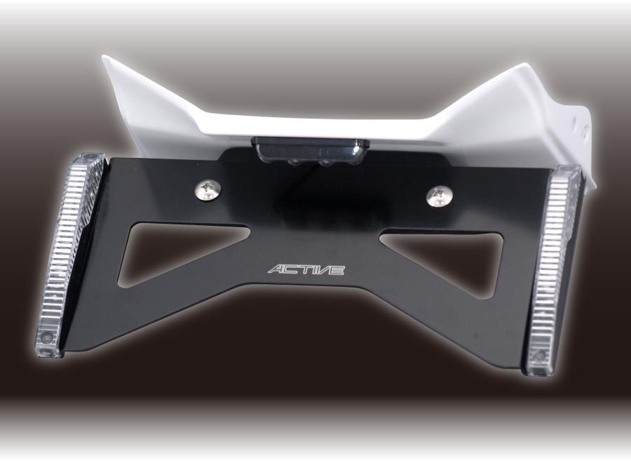 【Force-Design】無土除套件 附車牌支架 - 「Webike-摩托百貨」
