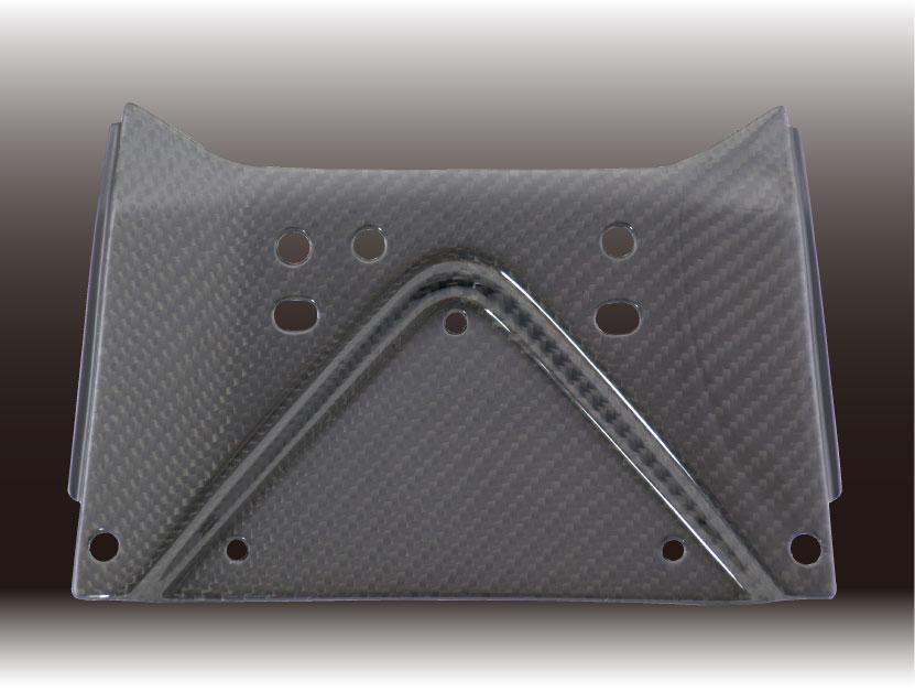 【Force-Design】綾織碳纖維短版土除基座 - 「Webike-摩托百貨」