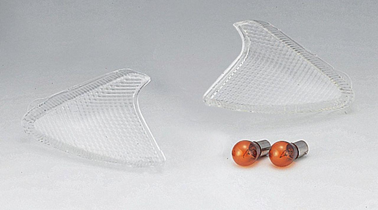 【KIJIMA】方向燈殼組 透明 後 - 「Webike-摩托百貨」