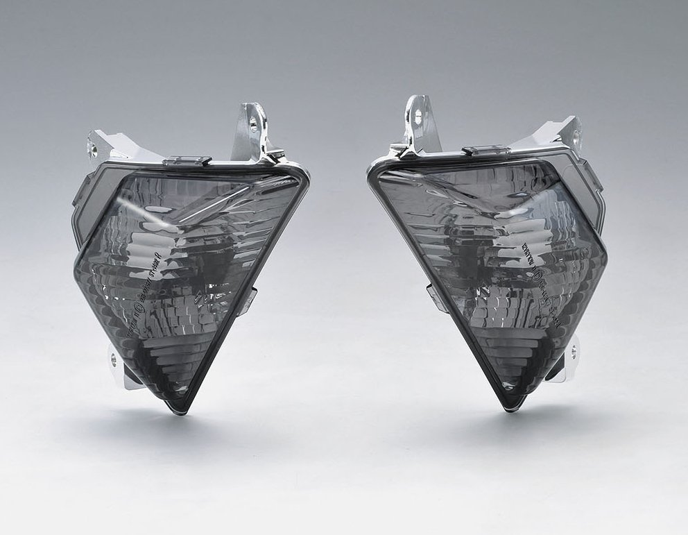 【KIJIMA】燻黑方向燈燈殼 - 「Webike-摩托百貨」