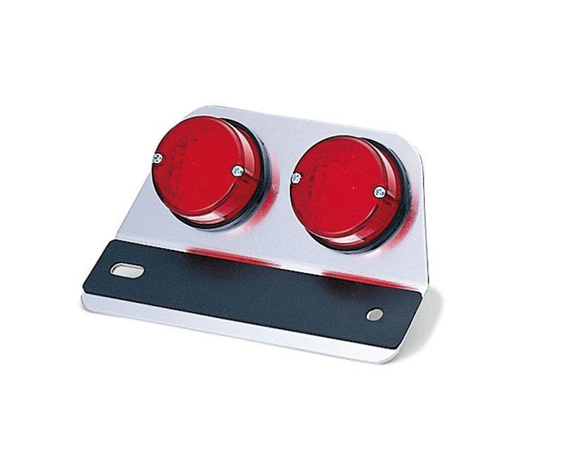 【KIJIMA】鋁合金後尾燈套件 - 「Webike-摩托百貨」