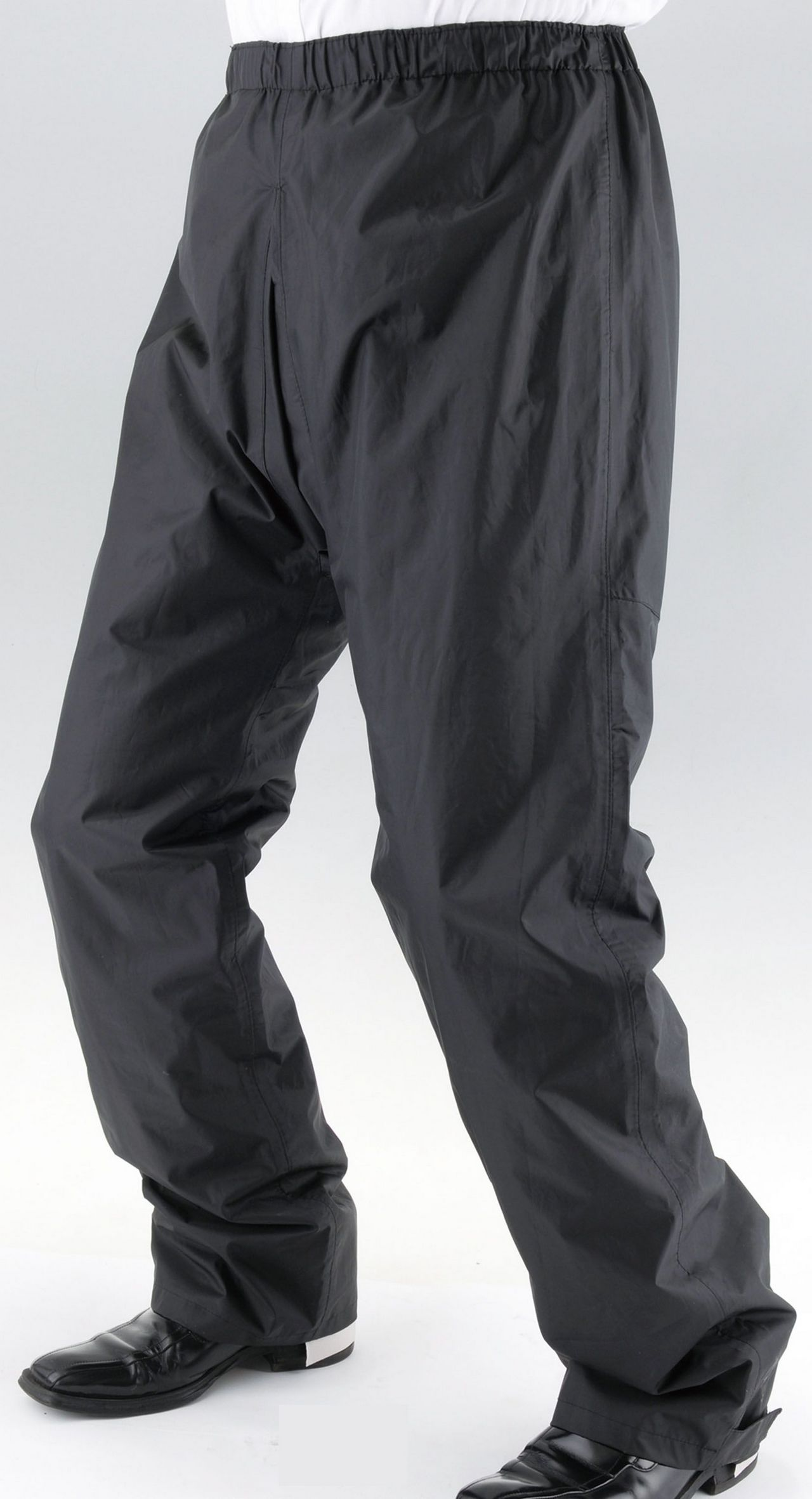【4R】黑色雨褲 Resist  - 「Webike-摩托百貨」