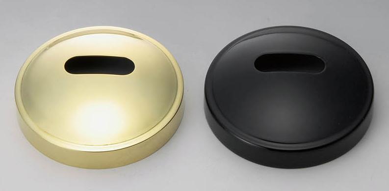 【KIJIMA】油量表外蓋 (黑色) - 「Webike-摩托百貨」