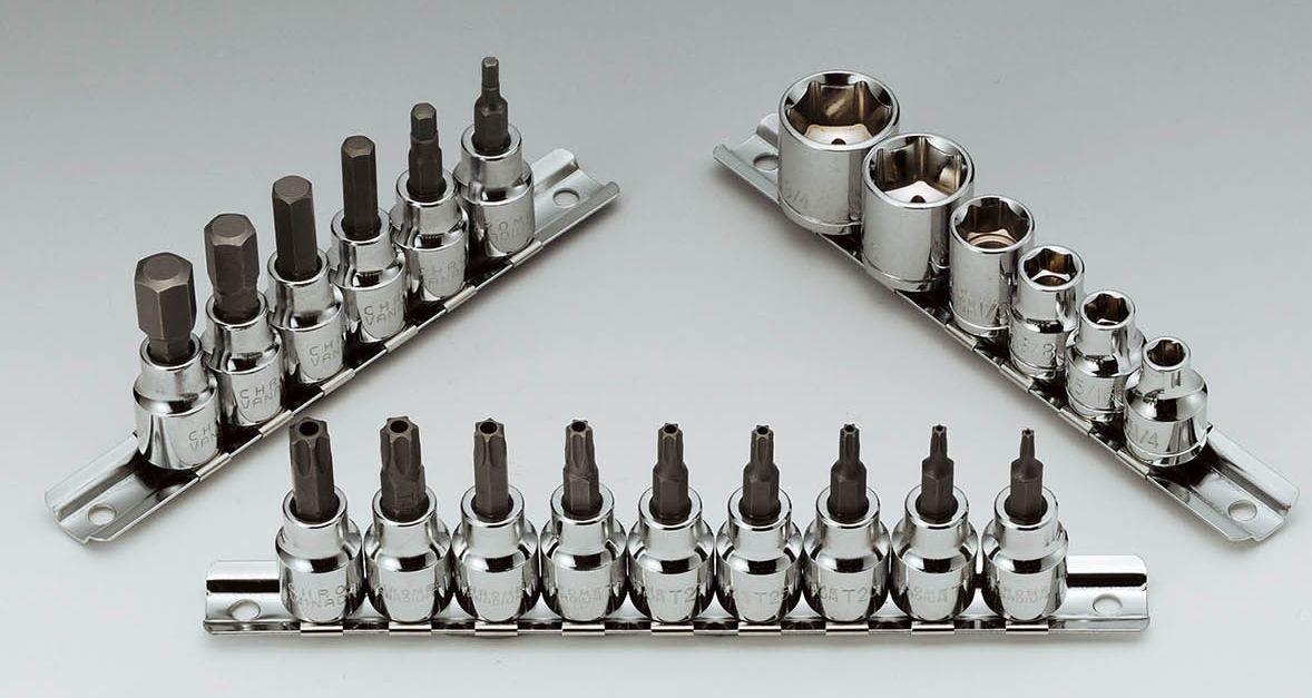【KIJIMA】星型六角套筒組 - 「Webike-摩托百貨」