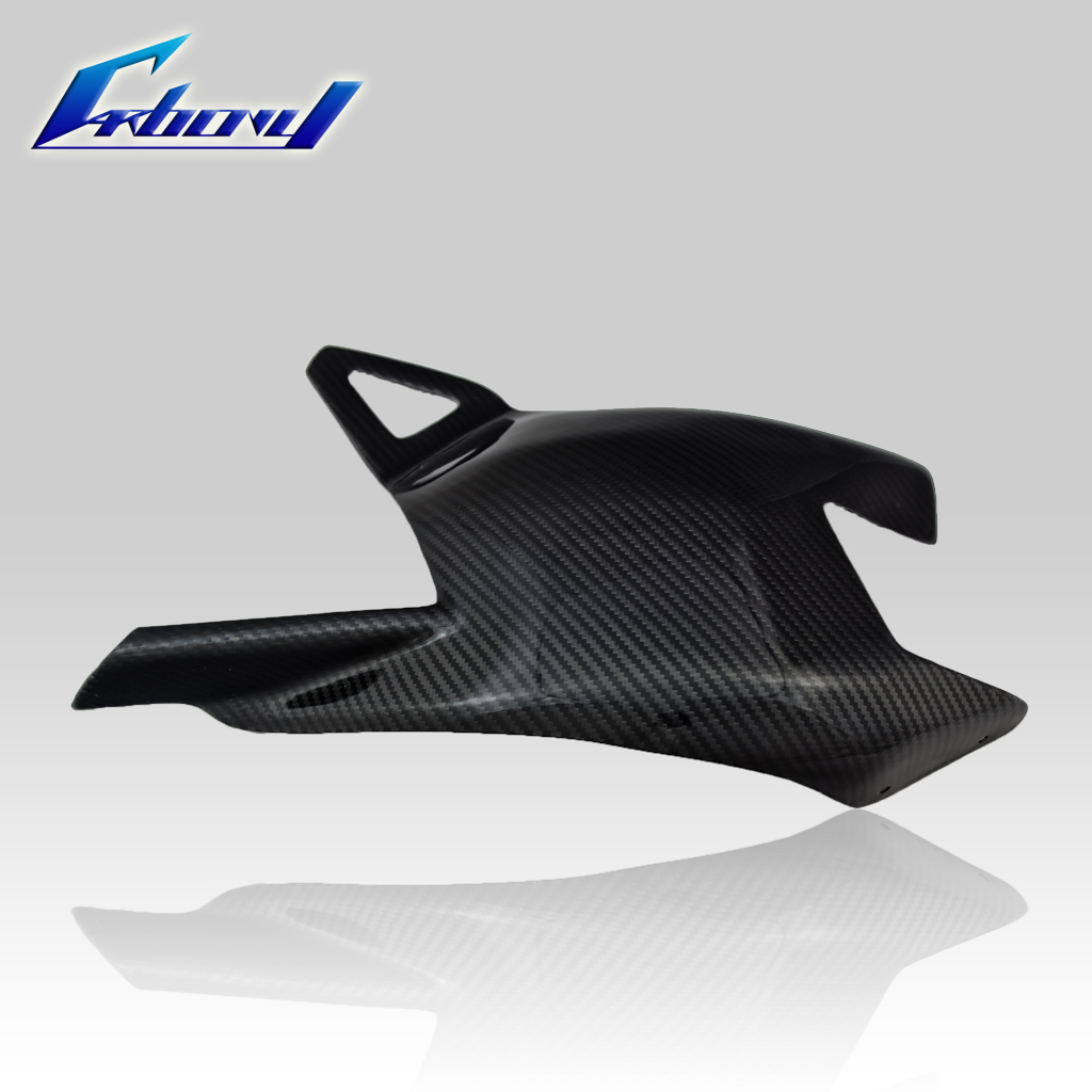 【Carbony】乾式碳纖維 後搖臂蓋 - 「Webike-摩托百貨」