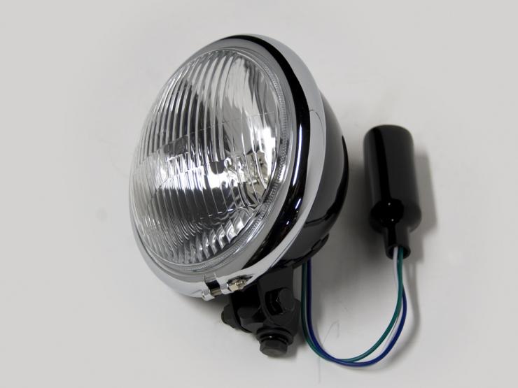 【Motor Rock】69 Bates 頭燈 (通用型) - 「Webike-摩托百貨」